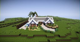 Suburban House Minecraft Project