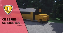 IC Bus - CE Series School Bus Minecraft Map & Project
