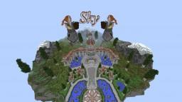 SkySurvival Lobby Minecraft Project