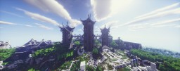 Arget Isles - HollowWorld Minecraft