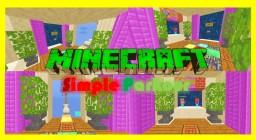 Simple Parkour Minecraft Project