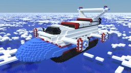 EJ2 Amphibious Jet Minecraft Map & Project