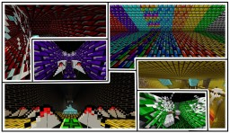 Colour Dungeons Texture Pack [By Sythtron] Minecraft Texture Pack