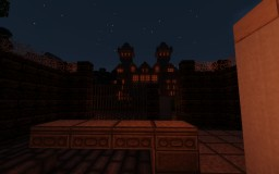 Outlast Horror adventure map by Arvinster Minecraft Map & Project