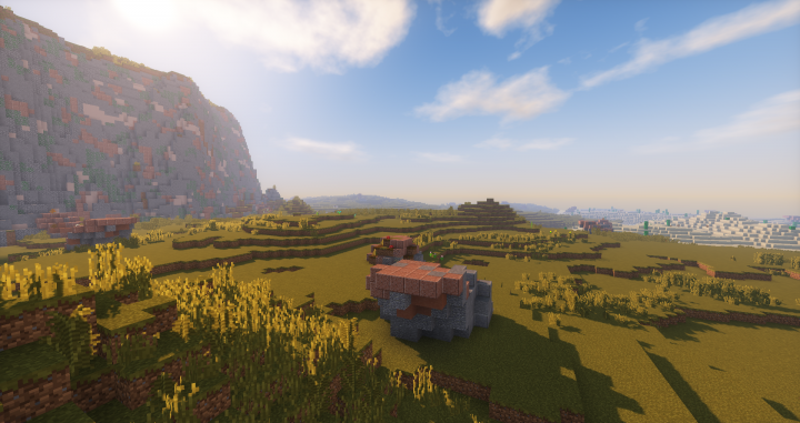 SteppeCliff biome