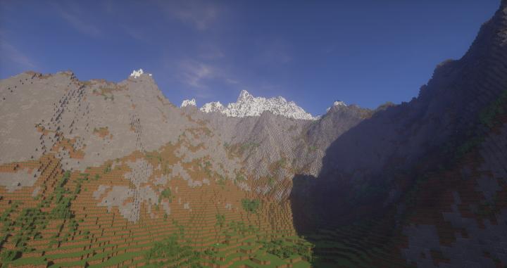 Some random mountains