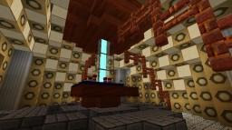 Minecraft 1.5.2 TARDIS Minecraft Map & Project