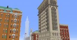 City Update 3 Minecraft Project