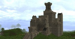 Portal Knights Castle Minecraft Project