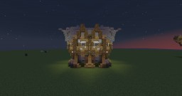 Miners Cabin Minecraft Map & Project