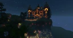 Elverston - The Palace of Lights Minecraft