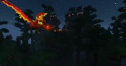 Phoenix + Cliff Terrain Minecraft Project