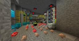 Endgame Tekkit world Minecraft Map & Project
