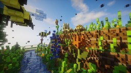 SF Creative Spawn Minecraft Map & Project