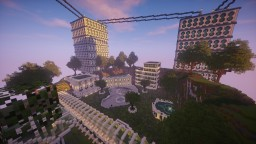 Modern Lobby Minecraft Map & Project