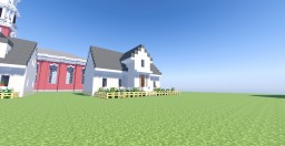 Small Boton House Minecraft Project