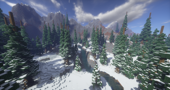 Snow Lands Unnamed