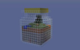 Bottle Survival Minecraft Map & Project