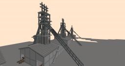 Blast Furnace Minecraft Map & Project