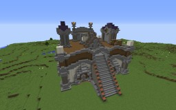 Survival Spawn Minecraft Project