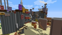 JunkerTown Minecraft Map & Project