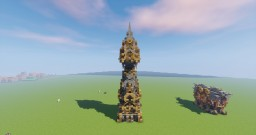Tower of the PM Minecraft Map & Project