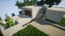 Concept Minecraft Map & Project