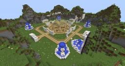 EliteHit-Network Skywars lobby Minecraft Project