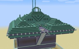 8 Grinder Monument Minecraft Project