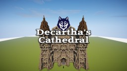 Decartha's Cathedral Minecraft Map & Project