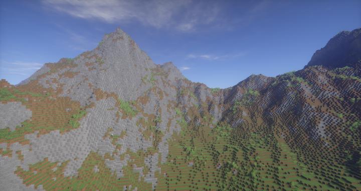 Another mountain range