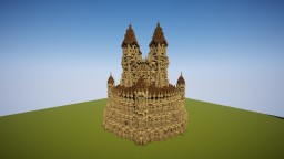 Decartha's Castle Minecraft Map & Project