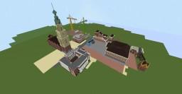 Groningen in Minecraft Minecraft Map & Project