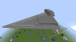 Reasonably big Imperial Star Destroyer! Minecraft Map & Project