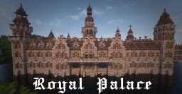 Royal Palace [With Interior][Download] Minecraft Project