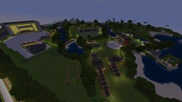 Green festival Minecraft Map & Project