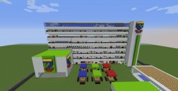 dumb school Minecraft Project