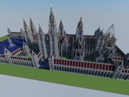 Trinity Cathedral - Wonder of the Medieval Age Minecraft Map & Project