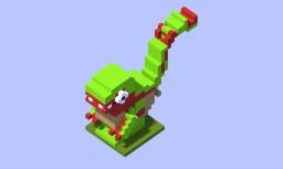 Dinosaur (Model No.40247) Minecraft Project