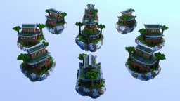 MC - Asia Eggwars Map Minecraft Map & Project