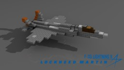 Lockheed Martin F-35 Lightning II | Scale 1,5:1 Minecraft Project