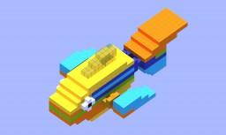 Goldfish (Model No.40426) Minecraft Map & Project