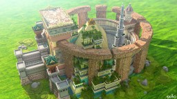 7 Wonders of Paleponôs Minecraft Map & Project