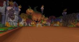 Halloween Gift Area Minecraft Project