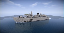 Hms Iron Duke (F234) Minecraft Project