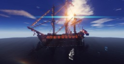 HMS Surprise (Little HMS King of waves edit) Minecraft Project