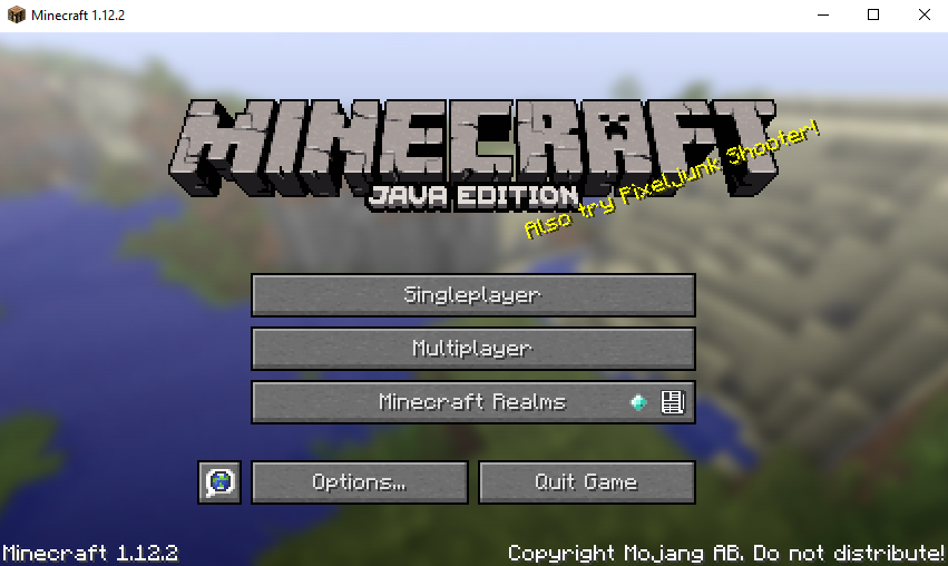 How To Install Java To Play Minecraft Java Edition Minecraft Blog - Skins fur minecraft 1 12 2