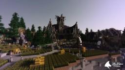 Server Hub - Flying Island Minecraft Map & Project