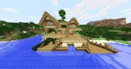 Beach House Explort World! ~ [KittyCraft] #SlawPro Minecraft Map & Project