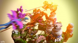 Pandora - Lobby Minecraft Map & Project